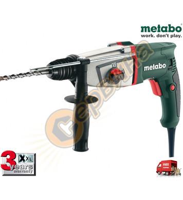 Комбиниран перфоратор Metabo KHE 2644 606157000 - 800W