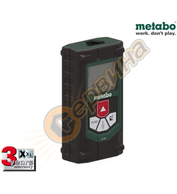 Лазерна ролетка Metabo LD 60 606163000 - 60м