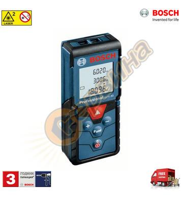 Лазерна ролетка Bosch GLM 40 0601072900 - 40м