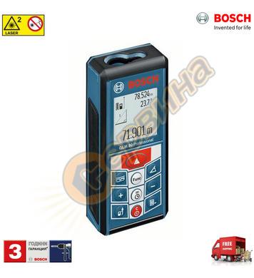 Лазерна ролетка Bosch GLM 80 0601072300 - 80м