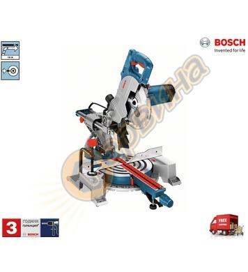 Настолен циркуляр Bosch GCM 800 SJ 0601B19000 - 1400W