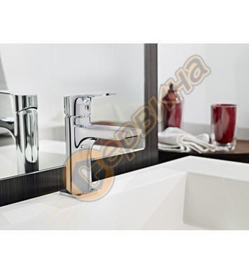 Смесител за баня с керамична глава Teka Palma Cascade за мив