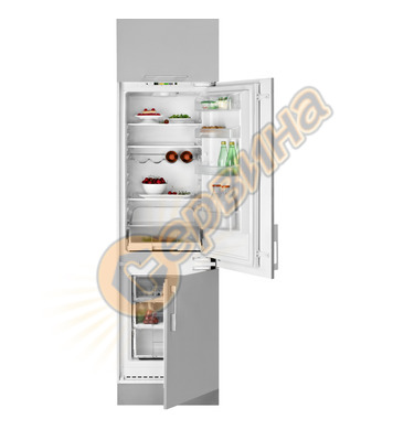 Комбиниран хладилник за вграждане Teka CI 342 - 244л Е.392.Б