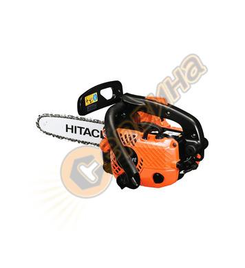 Бензинов верижен трион кастрачка Hitachi CS25EC - 1.0KW/250м
