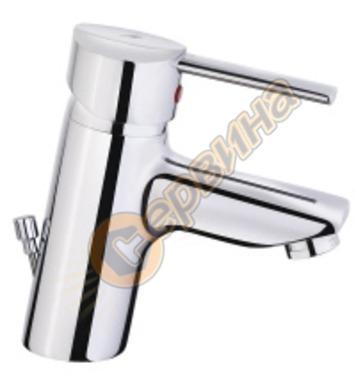 Смесител за баня с керамична глава Teka ARES за мивка, нисък