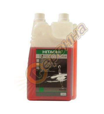 Масло за двутактов двигател с дозатор Hitachi 714819 - 1.00
