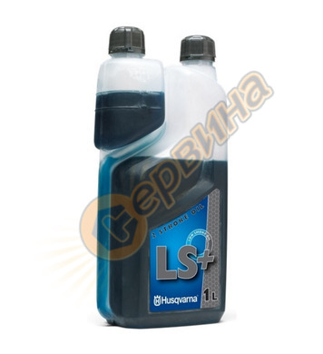 Масло за двутактов двигател Husqvarna LS+ 578037002 - 1.00 л