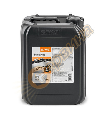 Масло за верига Stihl ForestPlus 07815166002 - 5.00 л