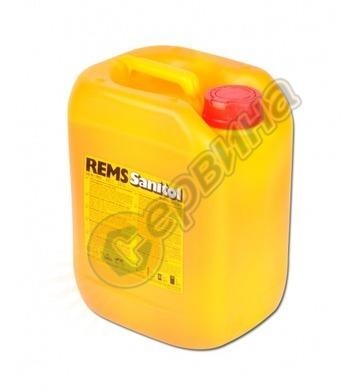 Синтентично масло за рязане Rems Sanitol 140111 - 10.00 л