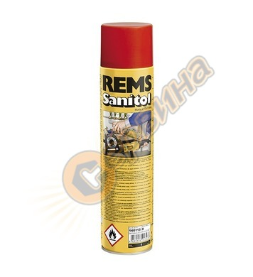 Синтентичен спрей за резбонарезни машини Rems Sanitol 140115
