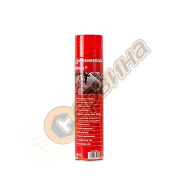 Синтентичен спрей за резбонарезни машини Rothenberger Ronol