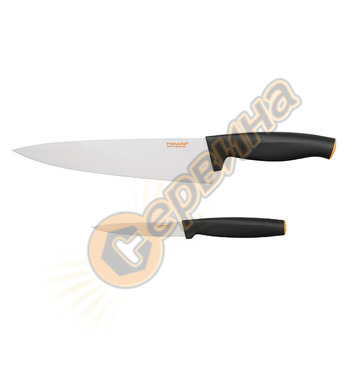 Комплект ножове Fiskars Cook's set 1014198 - 2бр