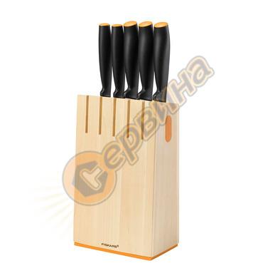 Комплект ножове Fiskars Functional Form 1014211 - 102637 - 5