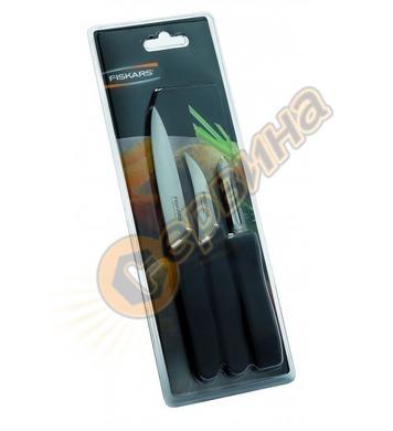 Комплект ножове Fiskars KitchenSmart 1002004 - 102940 - 3бр