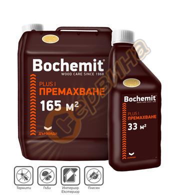Bochemit plus - импрегнант за нападната от дървояди дървесин