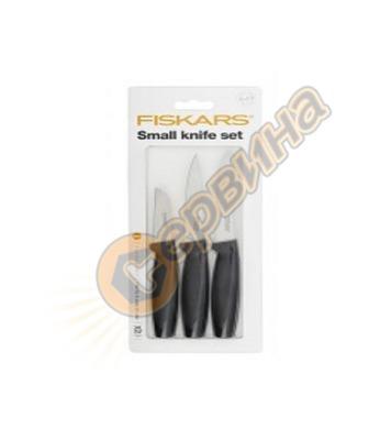 Комплект 3 бр. малки ножове Fiskars 1014274