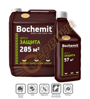 Bochemit Optimal -импрегнант за предпазване на дървесина BOH