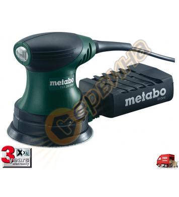 Ексцентършлайф Metabo FSX 200 Intec 609225500 - 240W