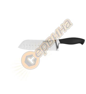 Готварски нож Fiskars Solid Santoku 1002980 - 857331 - 16 см