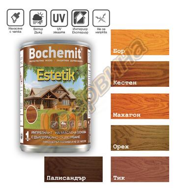 Импрегнант за обработка на дървени повърхности Bochemit Este
