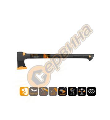 Брадва за сечене Fiskars Solid A18 121260 - 1520 гр