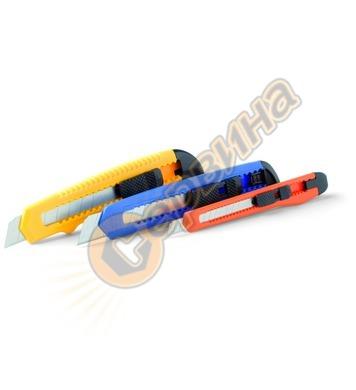 Макетен нож пластмасов Schuller SC30467 - 80x9мм