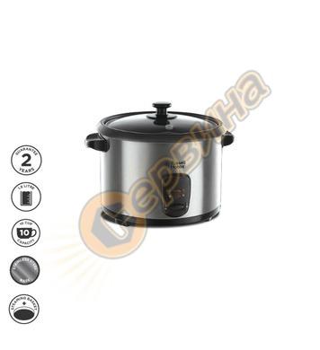 Уред за готвене на ориз и на пара Russell Hobbs COOK at HOME