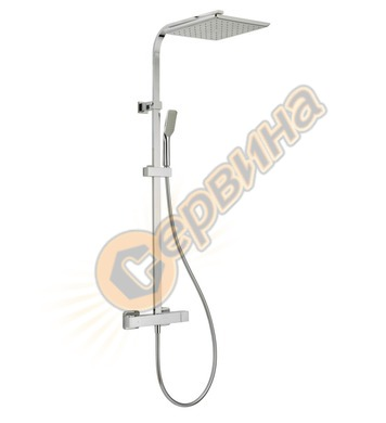 Термостатична душ система Teka Formentera Б.718.ХР 622380200