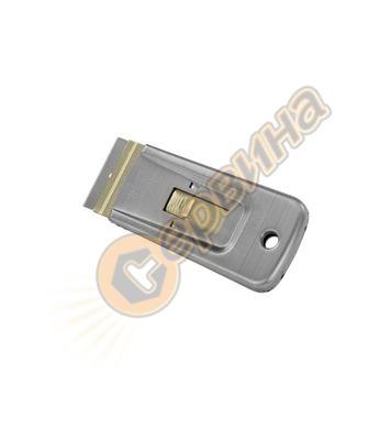 Стъклочистачка / Шабър за стъкло Stanley 40x95мм 0-28-500