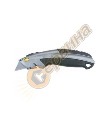 Макетен нож трапецовиден метален Stanley 0-10-788 - 180х18мм