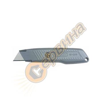 Макетен нож трапецовиден метален Stanley 0-10-299 - 136х18мм