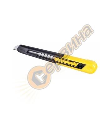 Макетен нож пластмасов Stanley 0-10-150 - 130х9мм
