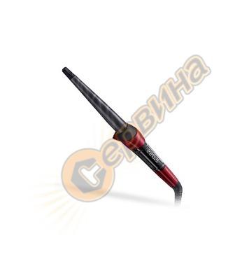 Конусовидна маша Remington CI96W1 Silk Curling