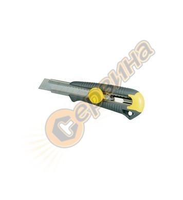 Макетен нож пластмасов Stanley 0-10-418 - 165х18мм блистер