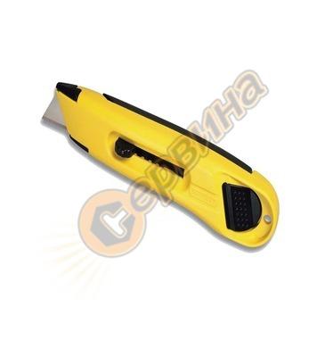Макетен нож трапецовиден пластмасов Stanley 0-10-088 - 150х1