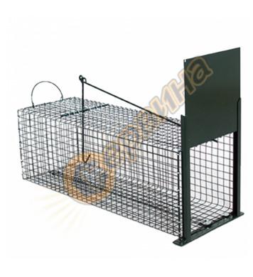 Капан за плъхове и други едри гризачи с 1 отвор - метална кл