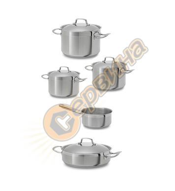 Комплект кухненски съдове Teka АЕ.8010 - 9бр   49004840