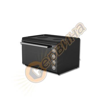 Електрическа готварска печка Diplomat DPL BM 20 CE 4.5kW - ч