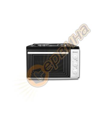 Електрическа готварска печка Diplomat DPL BW 20 4.1kW DPLBW