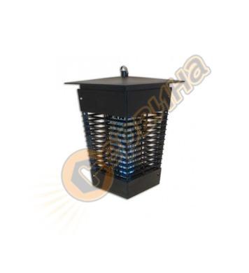 Инсектицидна лампа против мухи и летящи насекоми BRIGHTER PR