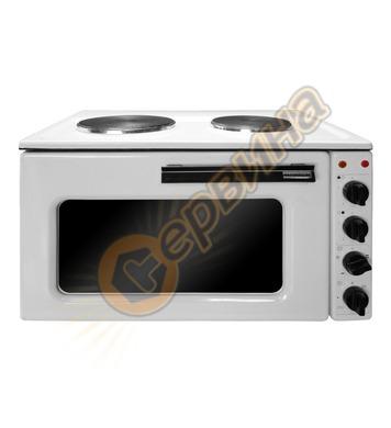 Електрическа готварска печка Diplomat Раховец 02 3680W - 34л