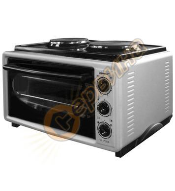 Електрическа готварска печка Diplomat LX 3560 3950W - 39литр