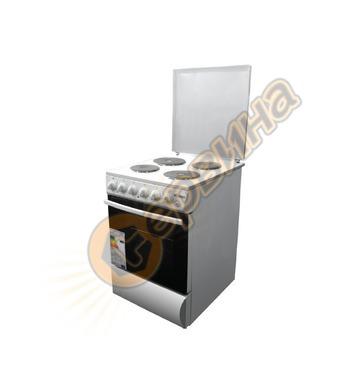 Електрическа готварска печка Diplomat DPL AF 40 7600W - 63ли