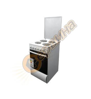 Електрическа готварска печка Diplomat DPL BF 40 7600W - 63ли