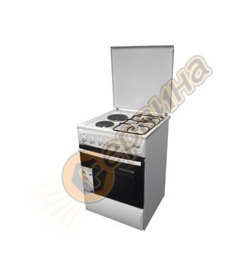 Комбинирана готварска печка  Diplomat DPL BF 21 5100W - 63ли