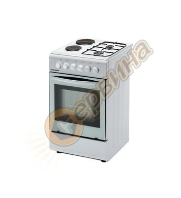 Електрическа и газова готварска печка  Diplomat Termomax TR