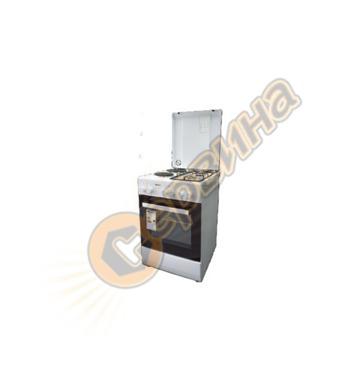 Електрическа и газова готварска печка Diplomat DPL 5022 F 48