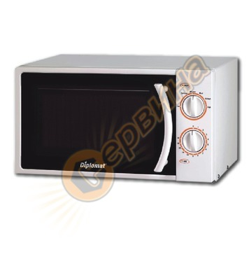 Микровълнова фурна Diplomat DPL 203 M 700W - 20литра  DPL203
