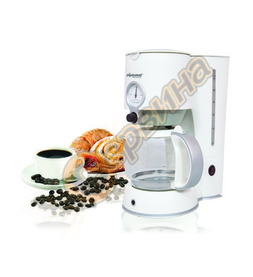 Кафе машина Diplomat DPL CM 2032 - 1000W  DPLCM2032