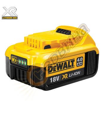 Акумулаторна батерия DeWalt DCB182 - 18V/4.0Ah Li-Ion
